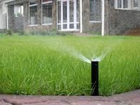 Автоматические системы полива газонов