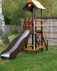 Для чего нужен детский комплекс на даче?
