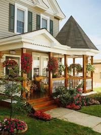 Как обустроить террасу в частном доме?