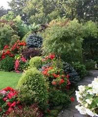 парковый стиль Англии
