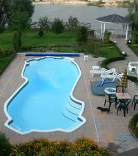 Композитный бассейн — отличный вариант