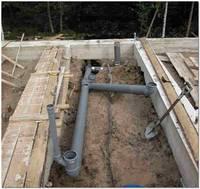 Особенности использования труб при монтаже канализации