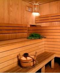 баня из бруса