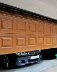 строительство гаражных ворот