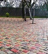 Тротуарная плитка — это красиво