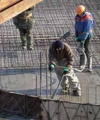 Вибрирование  для уплотнения бетонных смесей