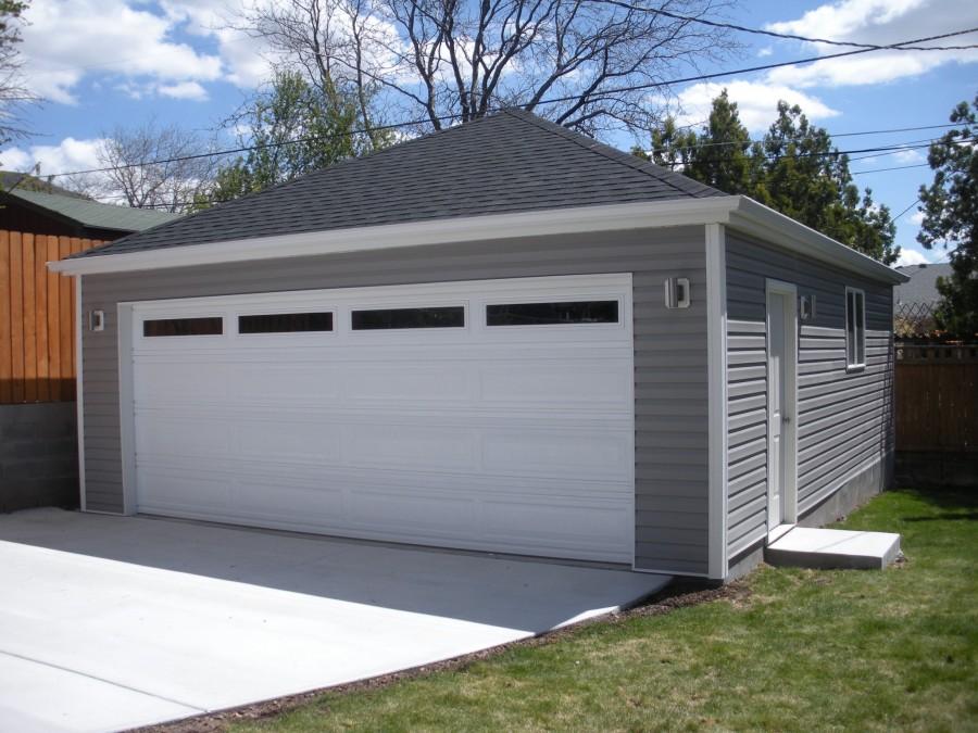 Советы по строительству гаража своими руками