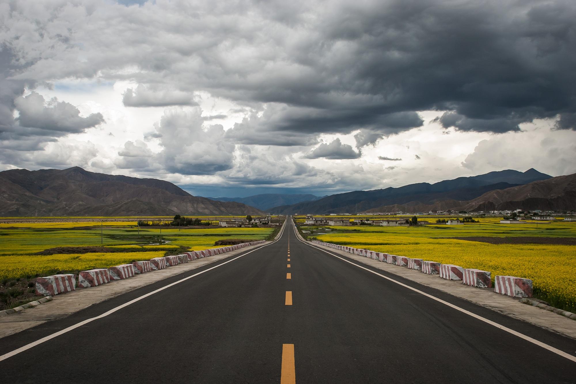 Качественная дорога