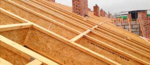 Преимущества производства деревянных двутавровых балок