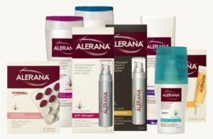 Преимущества использования шампуня ALERANA