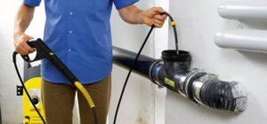 Преимущества услуг по прочистке канализации